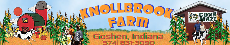 Knollbrook Farms in Goshen, Indiana